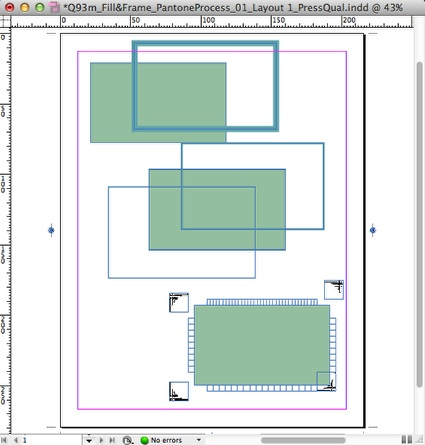 Markzware PDF2DTP for Adobe InDesign CC Macintosh Windows Fill and Frame