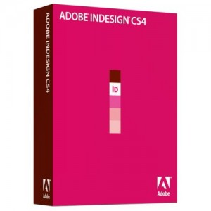 Adobe InDesign CS4 of Adobe Creative Suite