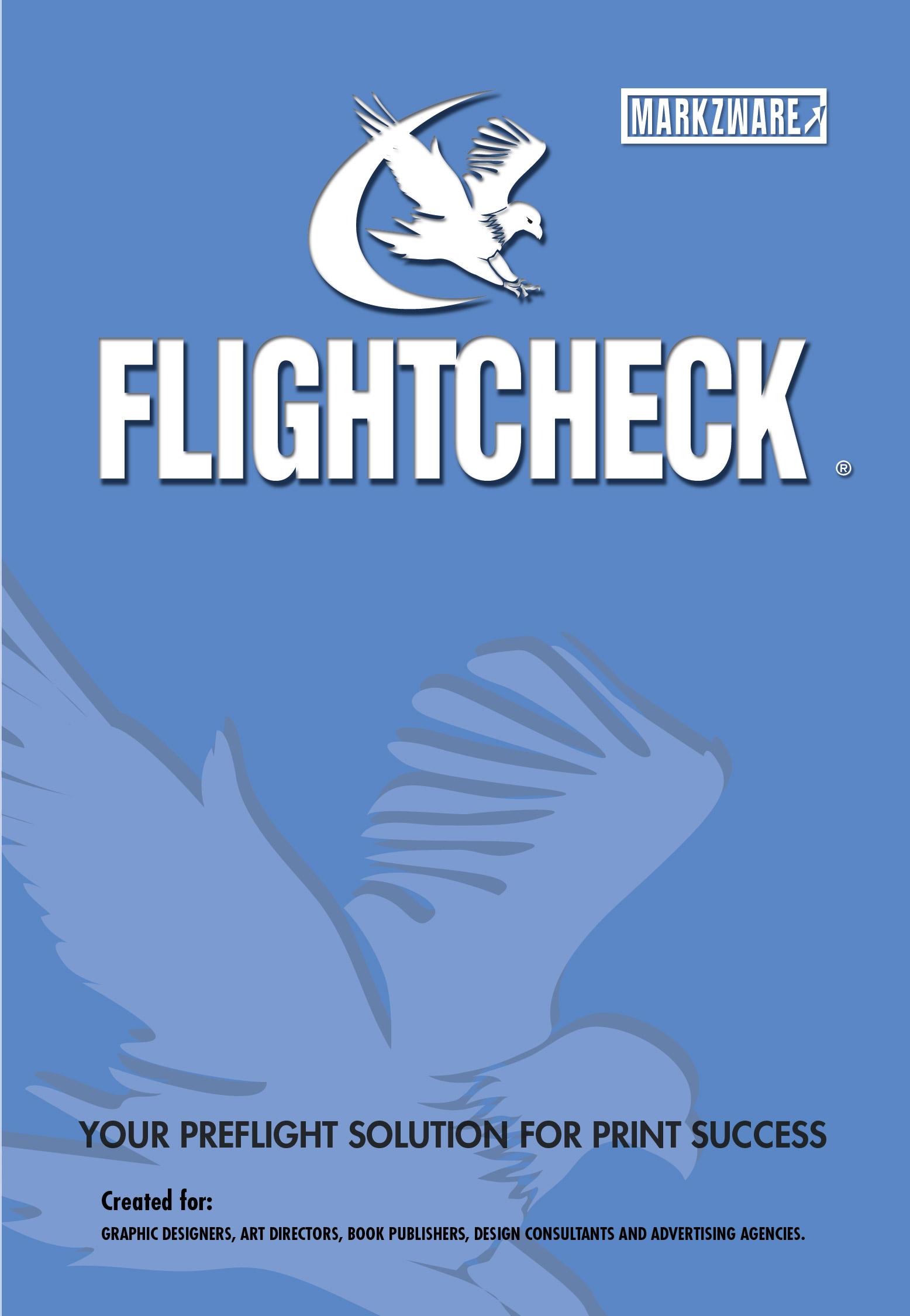 Markzware FlightCheck Box Shot
