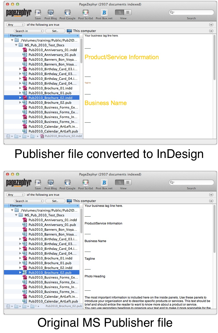 open multi page pdf in indesign