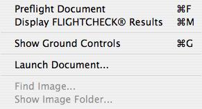 Preflight Illustrator CC 2018 with FlightCheck Menu to Check Adobe .AI Files for Print Quality