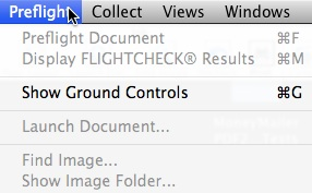 Zware Flight 7 Mac Zugriff auf Ground Controls