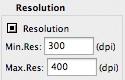 Checking Image Resolution with Markzware FlightCheck Pre Press Software to Preflight Desktop Publishing DTP Files