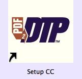 Markzware PDF2DTP for InDesign CC Mac Deactivation Run Installer