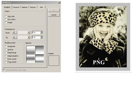 Markzware Pub2ID for InDesign CS6 Fill Effects