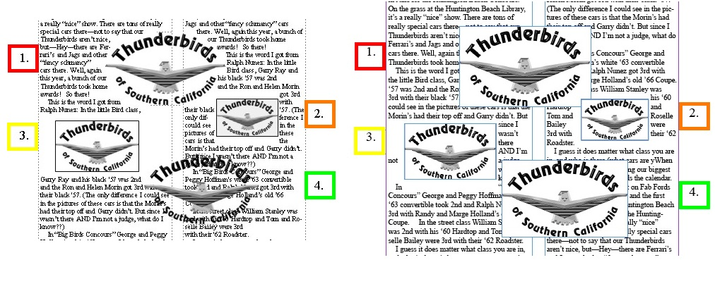 Markzware Pub2ID for InDesign CS6 Text Wrap Considerations