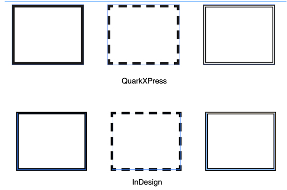 Quadros de objeto Markzware Q2ID