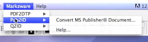 convert microsoft publisher to pdf