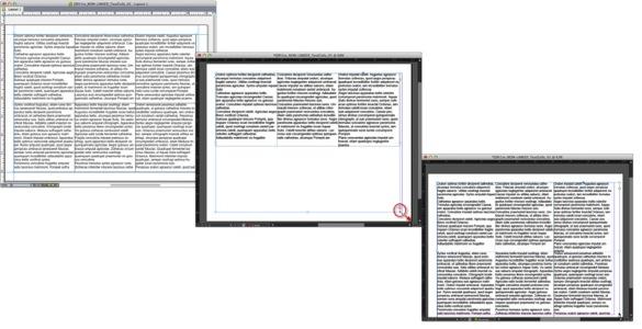 Markzware Q2ID para InDesign Tablas CC y el desbordamiento de texto