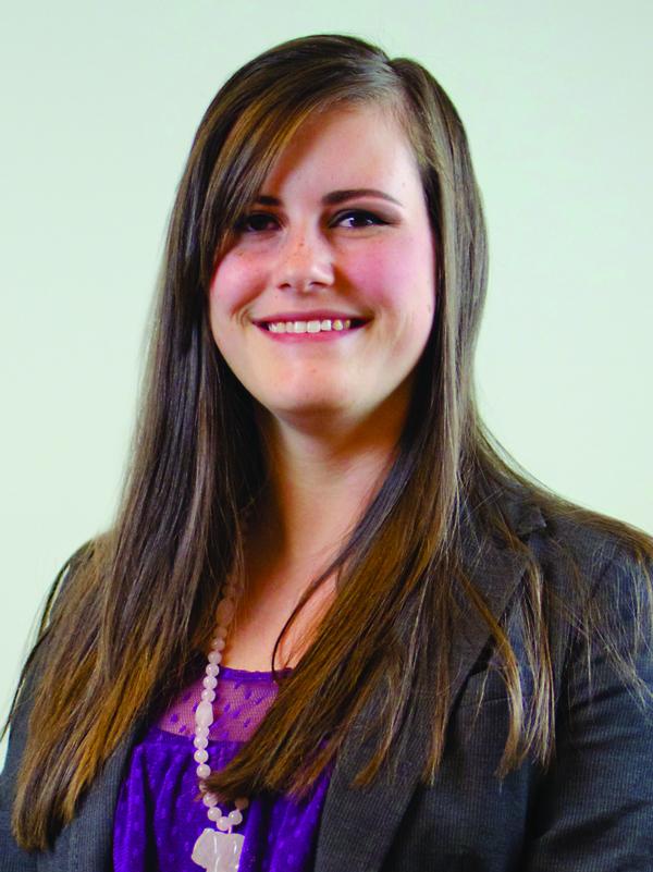 Amanda Karpinski, graphic designer, Cresco Real Estate uses Markzware Q2ID