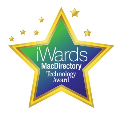 iWards MacDirectory Technology Award for Markzware DTP Solutions
