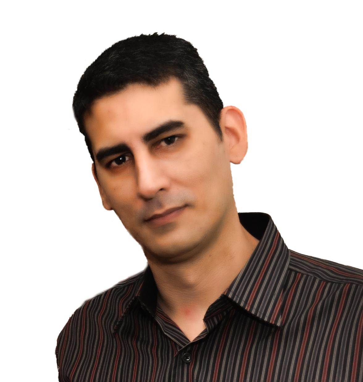 Markzware File Recovery Service User, Frederico Vieira, graphic designer, consultant, InDesign