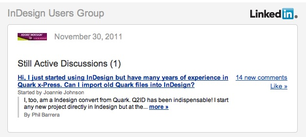 Can I Import Old Quark Files into InDesign? InDesign Users Group Discussion