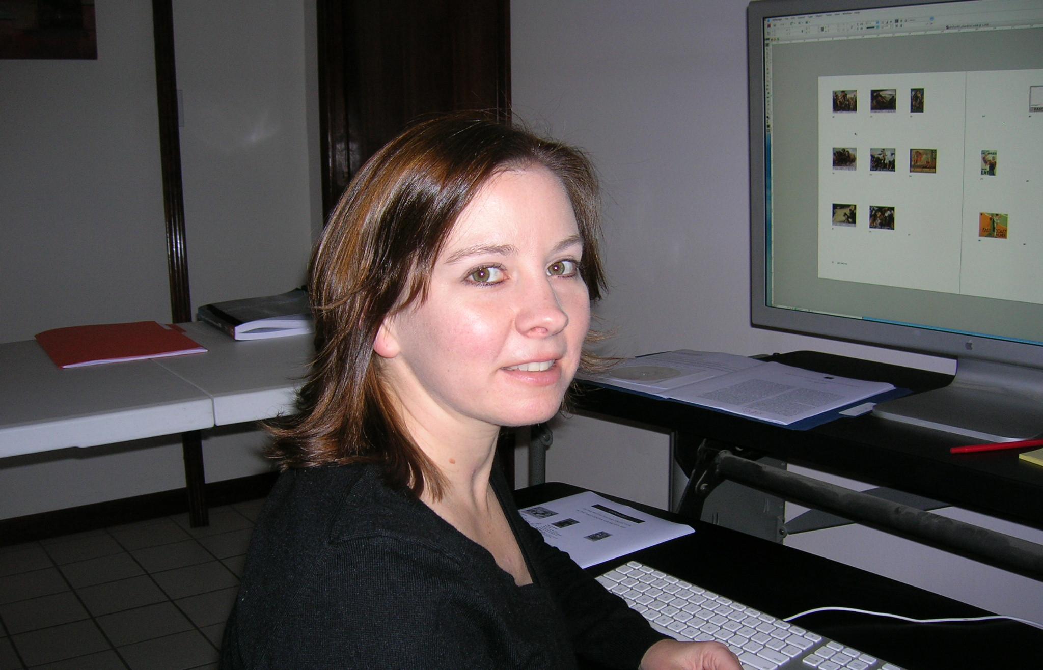 Markzware Q2ID User, Tina Henderson LLC, graphic designer, book design