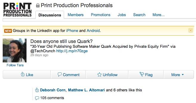 Quark Print Anyone Use Quark Print