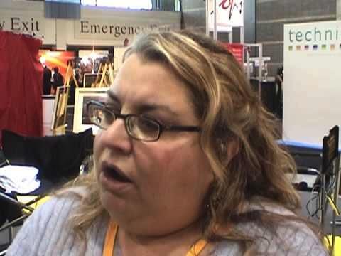 Q2ID User, Anne-Marie Concepcion, Adobe InDesign expert and trainer, Seneca Design & Training