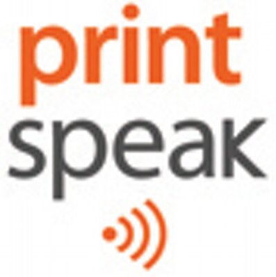 PrintSpeak UK printing portal: Print is not dead