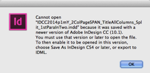 Adobe InDesign Problems from Pasting? DTP File Recovery Service Helps After Errors Like 'InDesign Cannot Open'