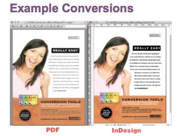 Markzware PDF в InDesign