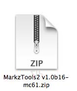 Markzware MarkzTools2 Fichier ZIP