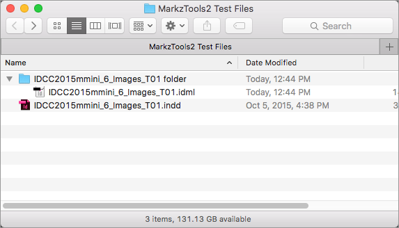 Markzware MarkzTools2 You now have an IDML file