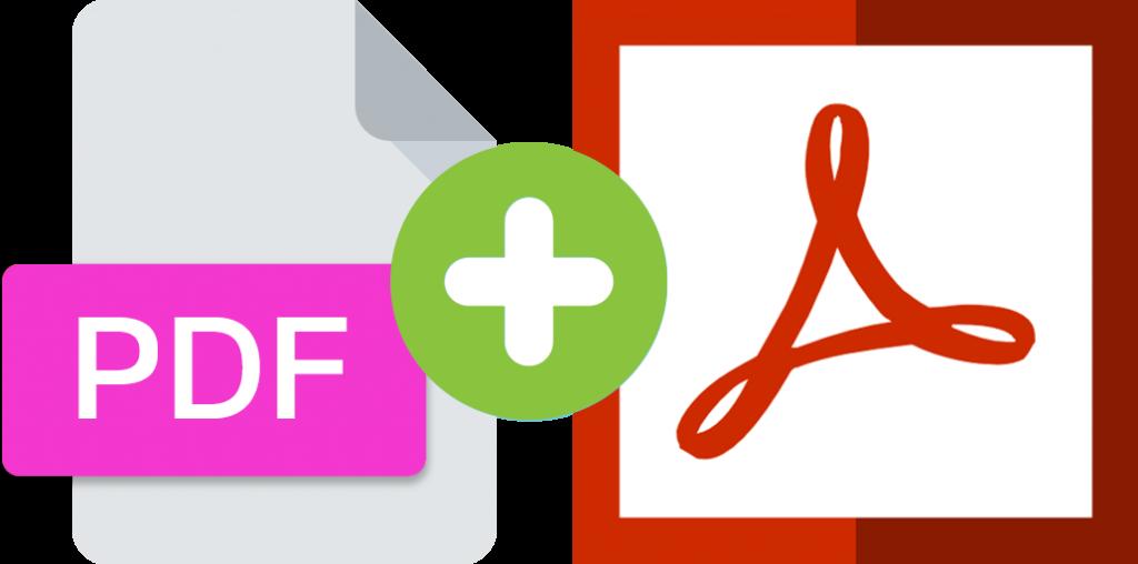 PDF + Acrobat