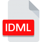 Export Adobe InDesign files as IDML
