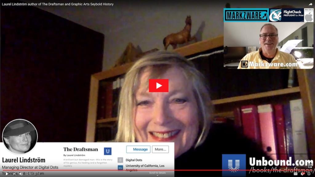 Publishing, Seybold & Print Software (video): Writer, Laurel Lindstrom