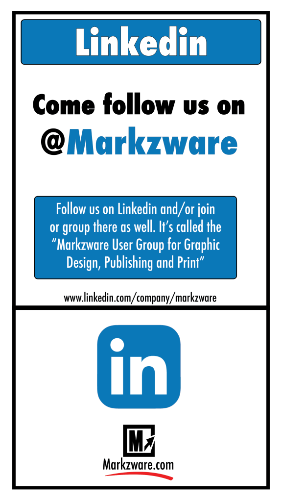 Markzware on LinkedIn
