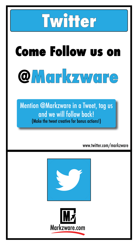 Markzware on Twitter