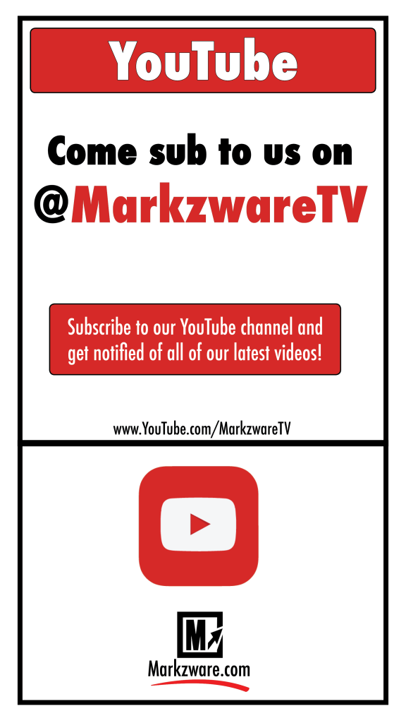 MarkzwareTV on YouTube