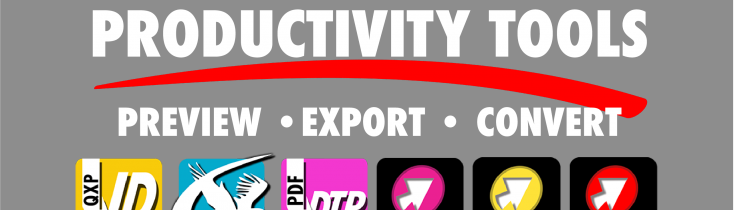 INDESIGN PRODUCTIVITY TOOLS – PREVIEW AND CONVERSION