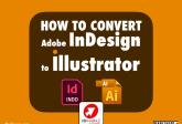 Convert Illustrator to InDesign
